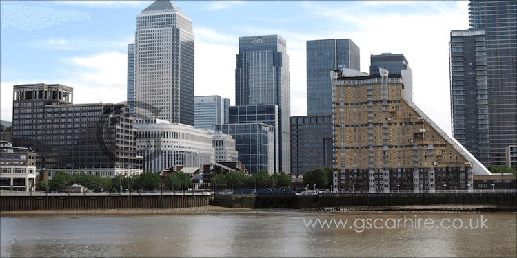 Chauffeur-driven London Business Car Hire