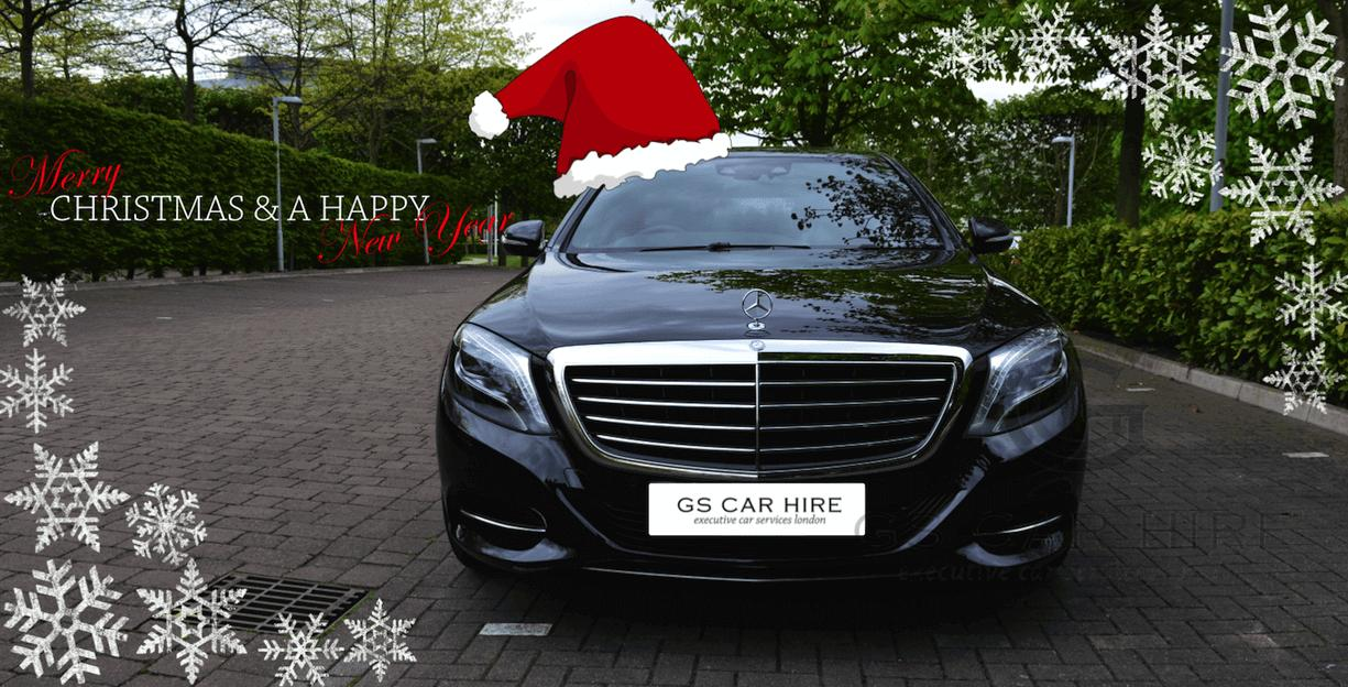 Mercedes Of Portland >> Merry Christmas & A Happy New Year From GSCarHire.co.uk - GS Car Hire