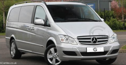 Mercedes-Benz Viano Chauffeurs London